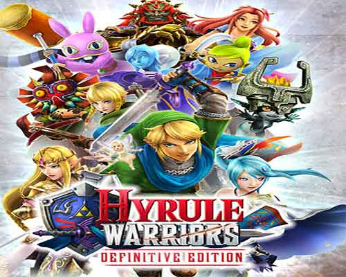 Hyrule Warriors Definitive Edition Game Free Download