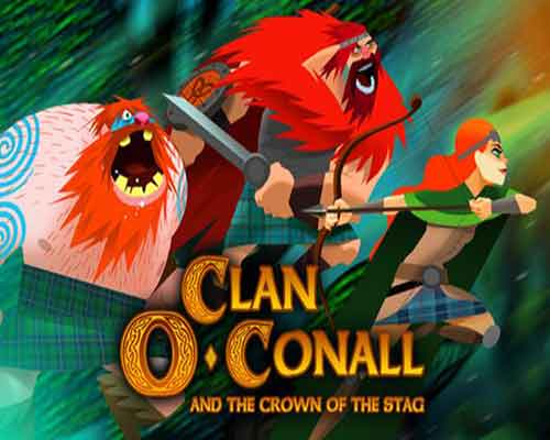 Clan O Conall and the Crown of the Stag Free Download