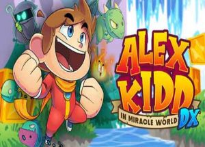 Alex Kidd in Miracle World DX PC Game Free Download