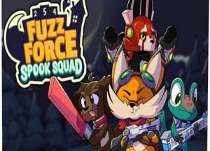 Fuzz Force Spook Squad PC Game Free Download