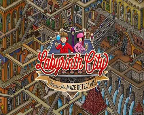 Labyrinth City Pierre the Maze Detective PC Game Free Download