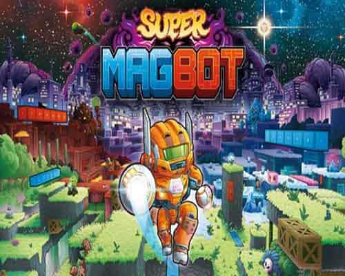 Super Magbot PC Game Free Download