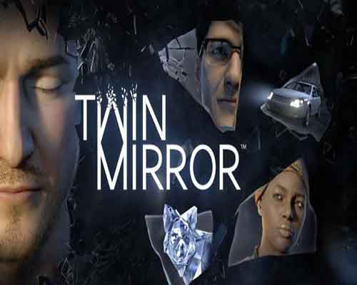 Twin Mirror PC Game Free Download