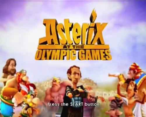 Asterix at the Olympic Games PC Game Free Download