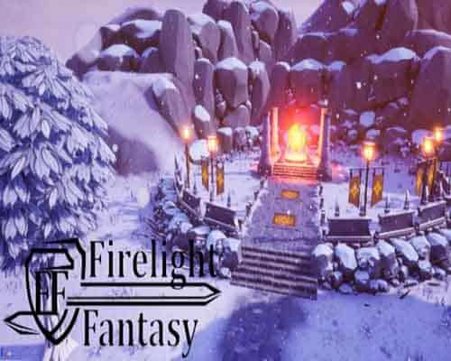 Firelight Fantasy Resistance PC Game Free Download