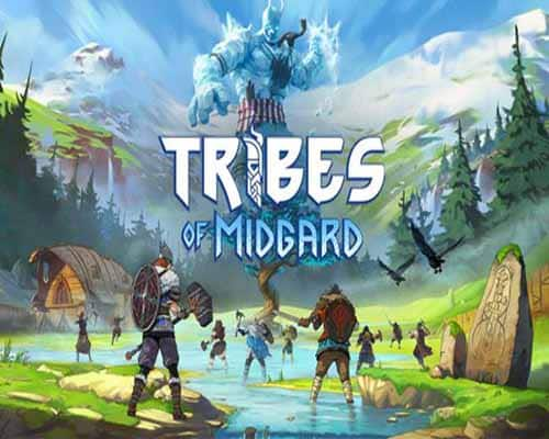 Tribes of Midgard Deluxe Edition PC Game Free Download